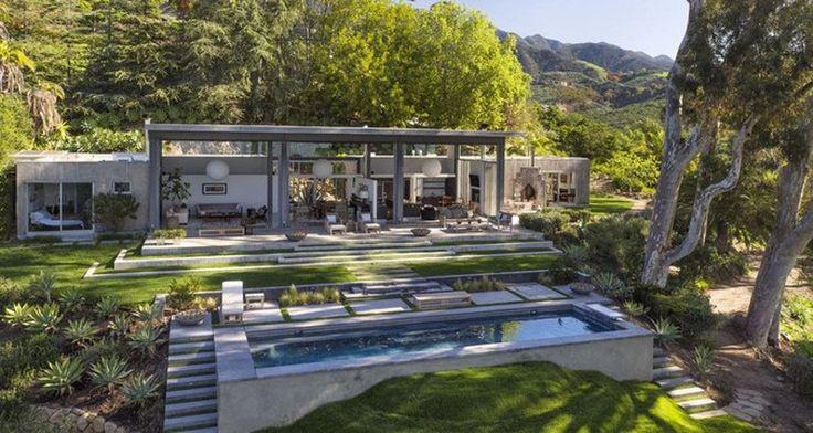 Το ασύλληπτο σπίτι της Νatalie Portman στην Καλιφόρνια
