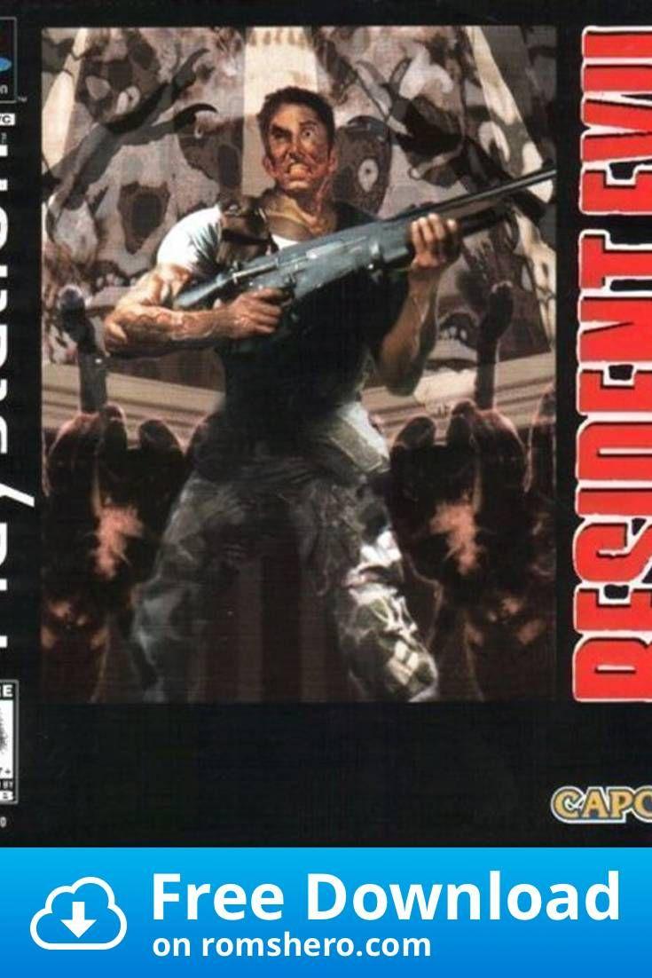 Download Resident Evil Slus 00170 Playstation Psx Ps1 Isos