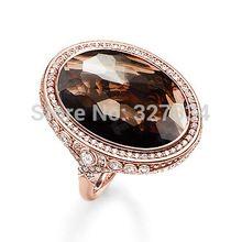 Ring ringen vrouwen sieraden vintage crystal sieraden bijoux joyeria femme…