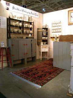 Design Maze: One of A Kind Show Blackbird Pottery