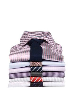 ワイシャツ&ネクタイ|おじゃかんばん『男性シャツ&ネクタイ コレクション日記』