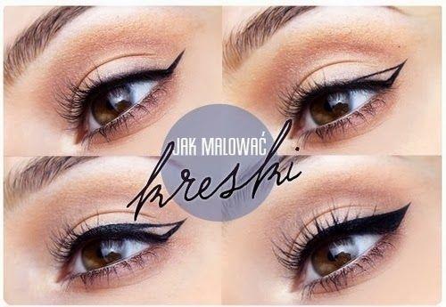 Cat Eye Makeup | PinTutorials