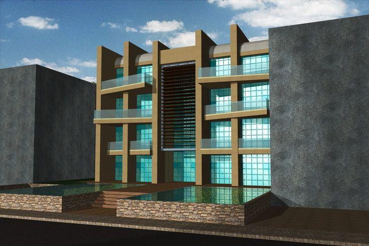 Τετραώροφο κτίριο γραφείων στη Γλυφάδα | vasdekis