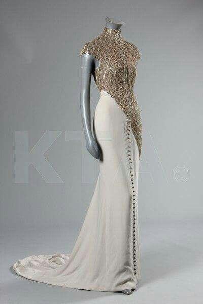 Idea para reformar mi vestido de novia. Alexander McQueen