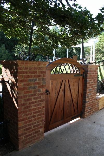 Garden Gate  Graham Kimak Landscape Designs, LLC
