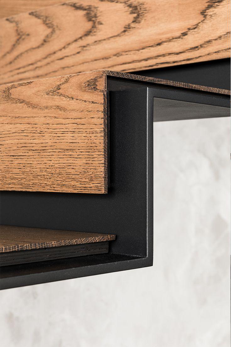 Best Genico Wooden Stairs Pure Wood Steel Solid Oak 400 x 300