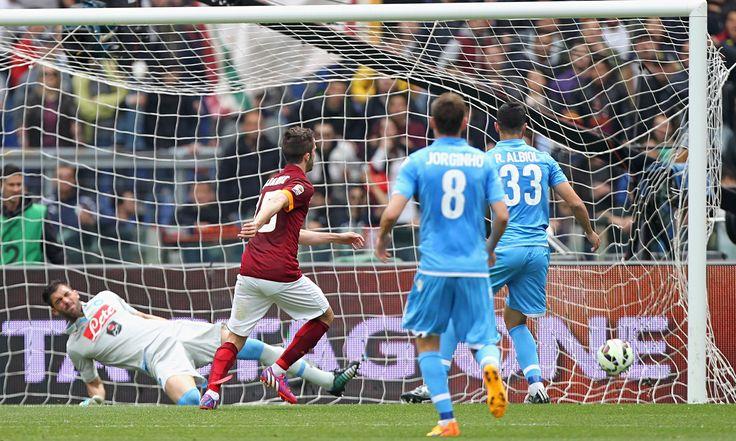 Roma-Napoli 1-0. Napoli la al cincilea meci fara victorie!