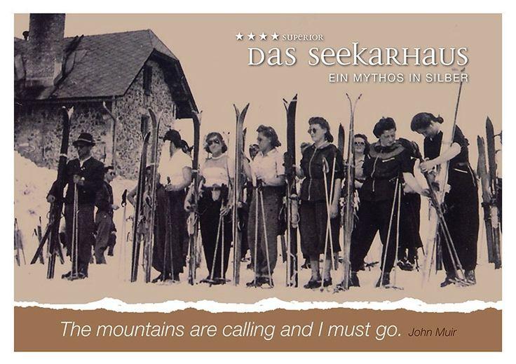 Obertauern is calling