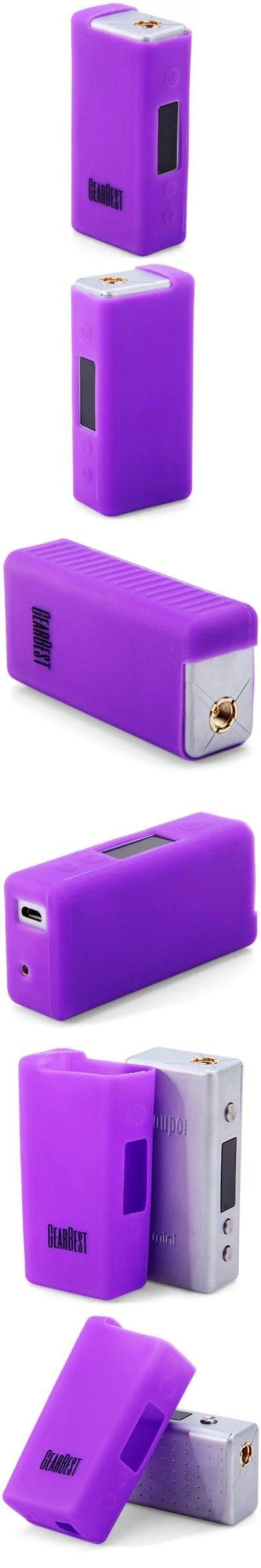 Silicone Protective Case for Cloupor Mini 30W Box Mod -$0.92