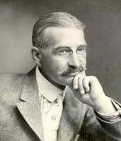 "L. Frank Baum ... if you don't know who he is but know the name ""Elphaba,"" you might be able to guess since Gregory Maguire used his named to come up w/ the name of his main character in WICKED: The Life and Times of the Wicked Witch of the West"