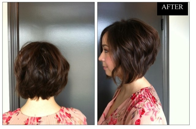 layered bob idea....this IS my next hair style for sure.