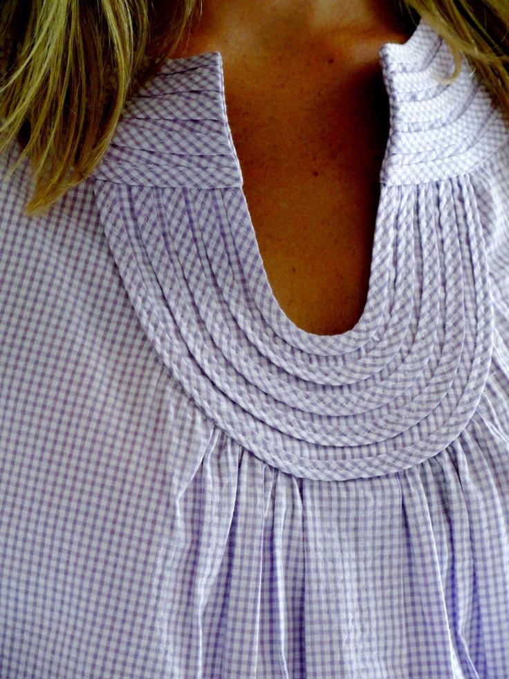 love the neckline