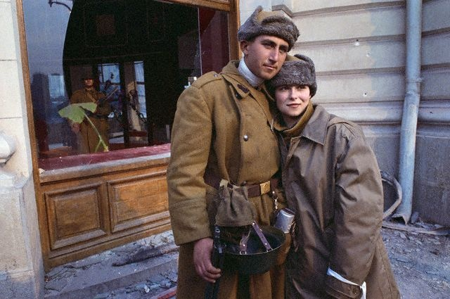 Romanian revolution 1989