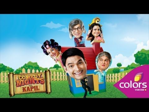 Comedy Nights with Kapil -  Dharmendra - 22nd June 2013 - Full Episode (HD)