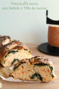#treccia con #zucca e #bietole  http://www.glutenfreetravelandliving.it/gffd-ricette/