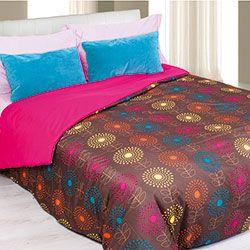 Camera da letto - Vendita Online - Flù, la trapunta matrimoniale che accende il colore!