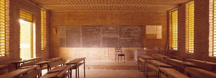 Kéré Architecture :: Gando Primary School