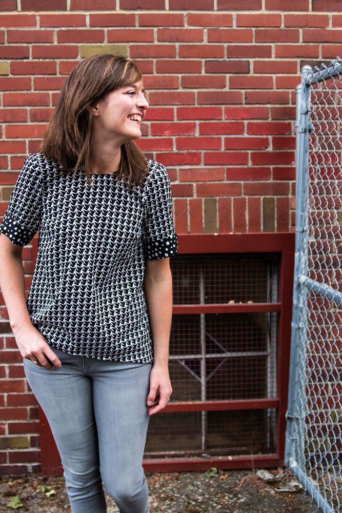 Ravenna is flirty meets modern with a scoop neck, two sleeve options, hi-lo and straight hem, low cut back with ruffle detail and exposed zipper.  Not only is Ravenna great for a dressed up look ...