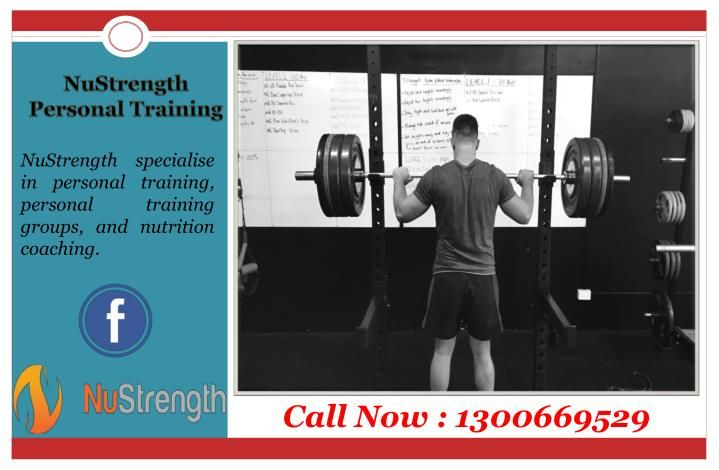 NuStrength Personal Training specialise in personal training, personal training groups, and nutrition coaching. Health & Fitness Products, https://nustrength.com.au/