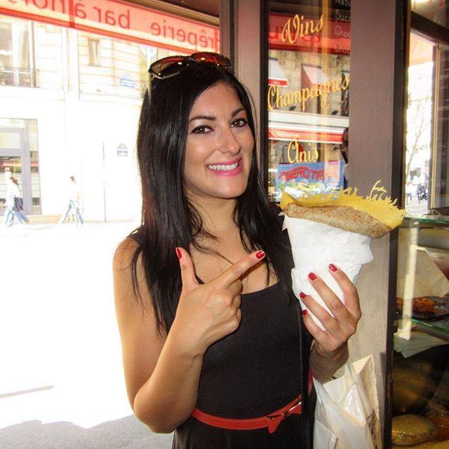 🇫🇷 A crepe that's as big as your head - that's gotta be a good thing 😂 #cheese #crepe 🧀 . Rue de l'Odeon 💛 #saintgermaindespres . . #paris #frenchcrepes #delicious #frenchfood #tasty #flavour #lunchinparis #exploreparis #amazing #magical #paris #thisisparis #instaparis #beautiful #picturesque #melbournelifelovetravel #visitparis #france #explore #enjoy #love #travel #iloveparis #instagood #instatravel #magnifique #cheesy #sogood