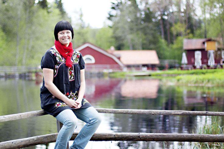 """""""Hanna Bruce blev inte utsedd till norra Sveriges främsta entreprenör – men fick pris som årets kvinnliga stjärnskott på en företagsgala i Umeå."""" Heja #VäxboLin !!"""