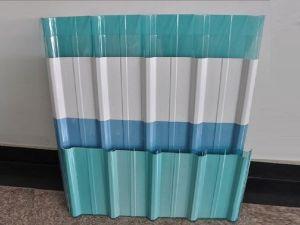 Placa / Lámina de policarbonato corrugado︱Hengquan Plate
