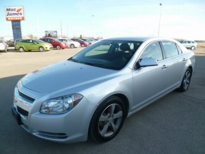 2012 Chevrolet Malibu located at our North Edmonton location.