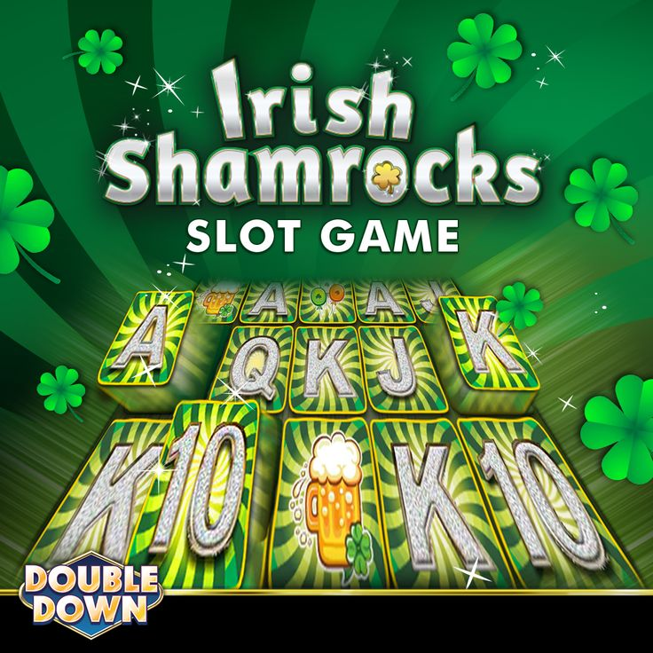 (EXPIRED) Find a pot of gold at the end of the rainbow! Irish Shamrocks is back for a limited time. Start playing today with 200,000 FREE chips when you tap the Pinned Link (or use code NJXNVR)