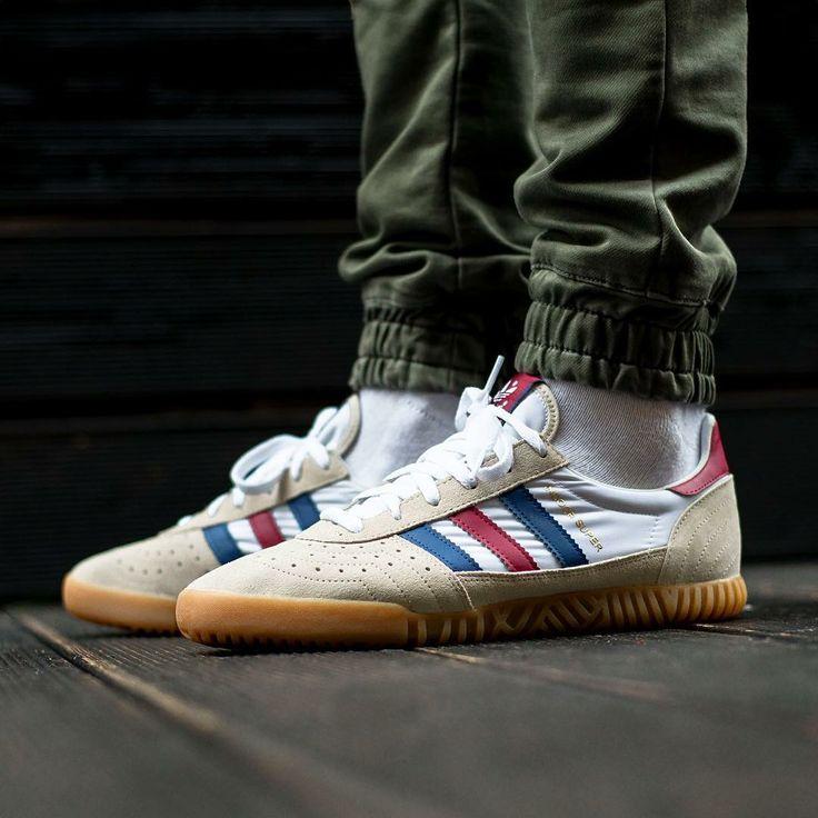 adidas Originals Indoor Super | Adidas shoes originals, Shoes ...