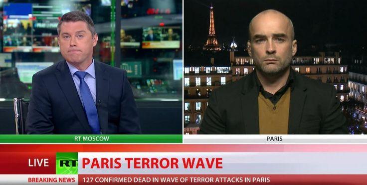 Irsk journalist: ISIS skapt av USA - brukes mot stater som går mot USA og Israel