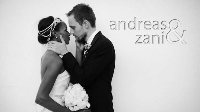 Andreas & Zani by Sweefilm...oh my god, I just about cried my eyes out. That was soooo beautiful!