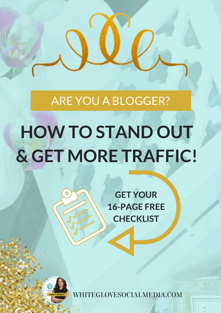 No traffic to your blog and website = no sales = frustration + stress! Just like the best Pinterest marketers have a action plan, so do the best bloggers. They don't sit down & wonder what to do. They've planned out every detail in advance with checklists so they can get stuff done. Click to learn 12 things you need to know before launching your blog so you don't waste time + money from #PinterestExpert Anna Bennett. #PinterestMarketing #PinterestForBusiness #PinterestForBloggers