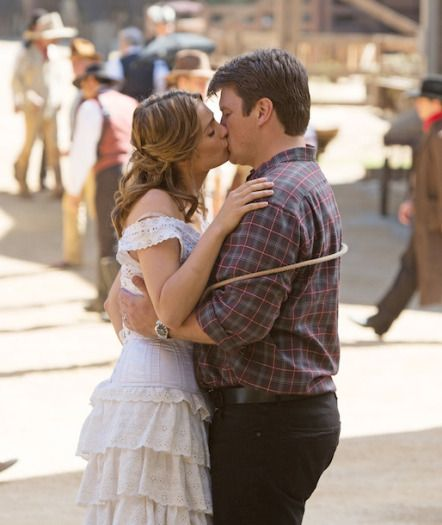 Castle - Season 7, episode 7 (Honeymoon)