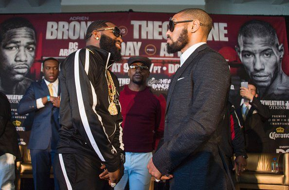Adrien Broner vs. Ashley Theophane Press Conference Quotes