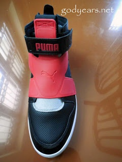 Puma El Rey Future shoes. Simply awesome.