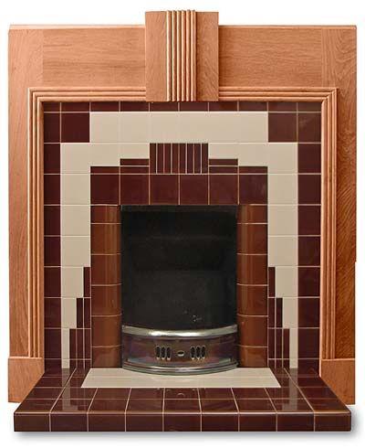341 best Art Deco Fireplaces images on Pinterest Art deco