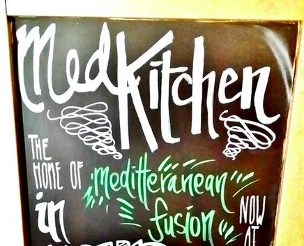 MED Kitchen - Parnell