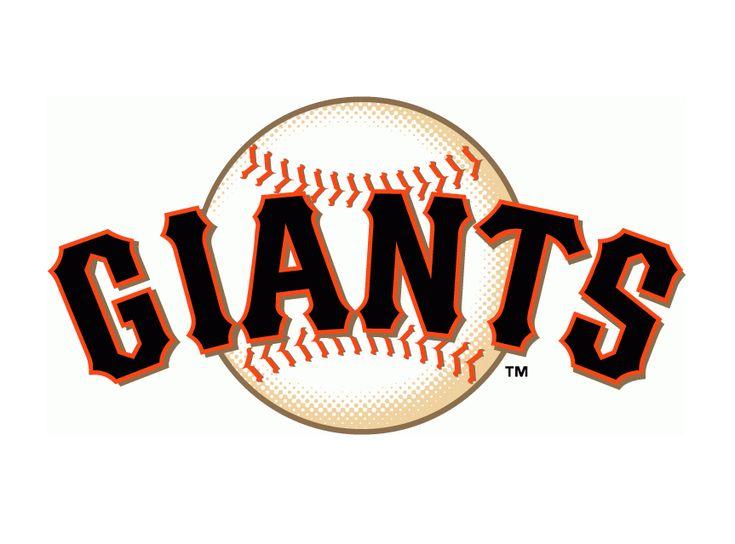 sf giants logo font