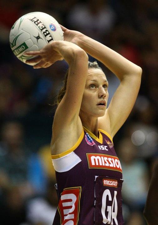 Nat Medhurst, ANZ joint MVP, 2011 #netball