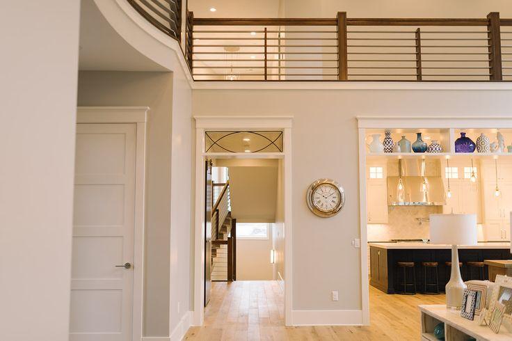 Main house paint Repose Gray trim White Dove  Paint