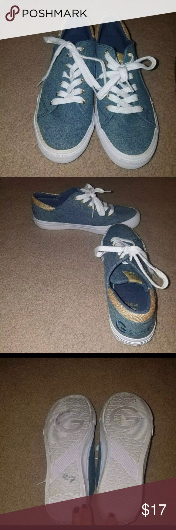 G By Guess *ALWAYS UP FOR OFFERS* G by guess sneakers. Size 8.5. Excellent condition. Smoke free home G by Guess Shoes Sneakers