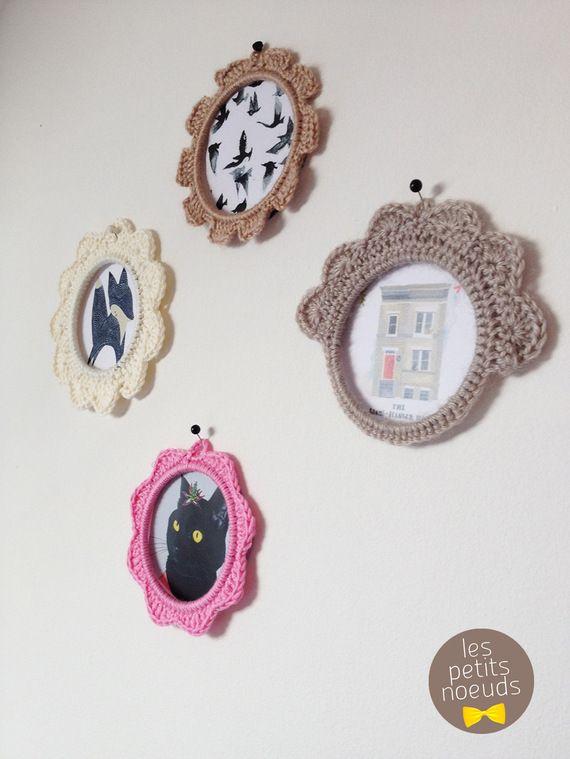 54 best images about cadres crochet on pinterest. Black Bedroom Furniture Sets. Home Design Ideas