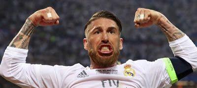 Sergio Ramos ha vivido un 2016 al límite... del pitido final. Marcó en el último momento de la Supercopa de Europa para asegurar la prórroga de la que salió victorioso el conjunto blanco.