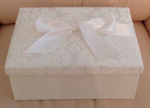 A personal favourite from my Etsy shop https://www.etsy.com/listing/238162642/bespoke-decorator-box-pure-white