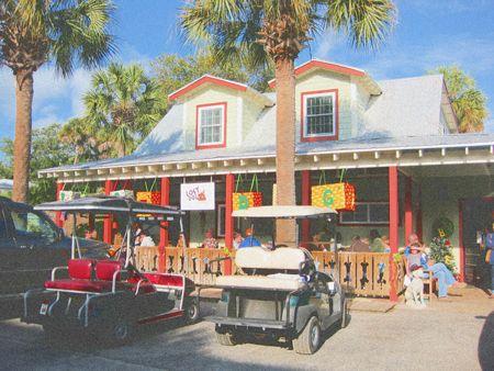 The Lost Dog Cafe Folly Beach