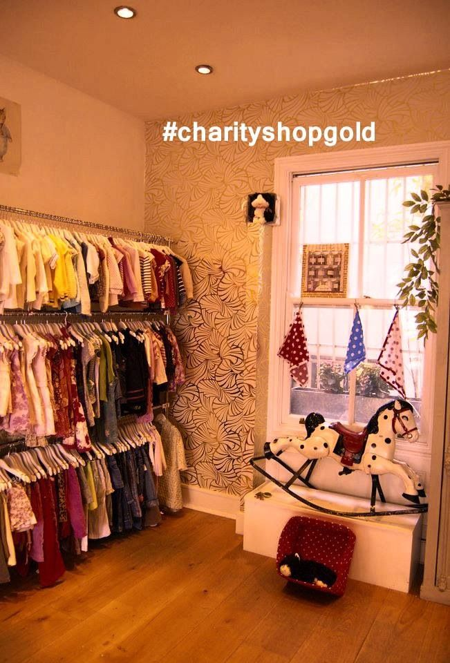 FARA Kids & Baby, Notting Hill is the only charity shop to make ...