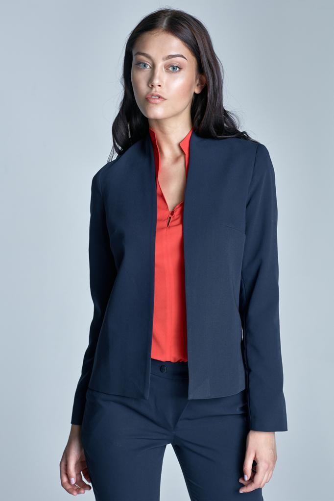 7ba5b16f319ee5 Veste tailleur, sans bouton en 2019 | Le dressing de Mademoiselle ...