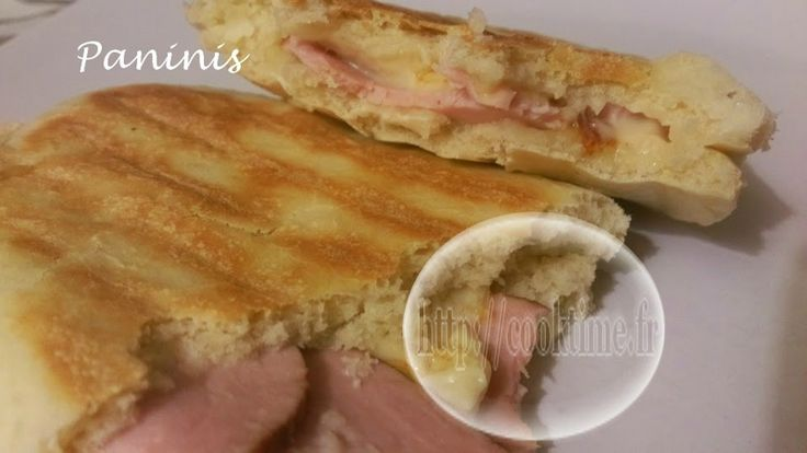 Paninis (au Thermomix)