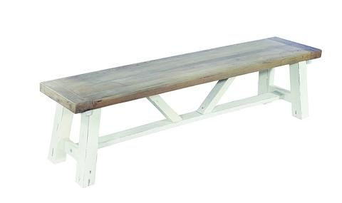 Powick Dining Bench #Meyerandmarsh