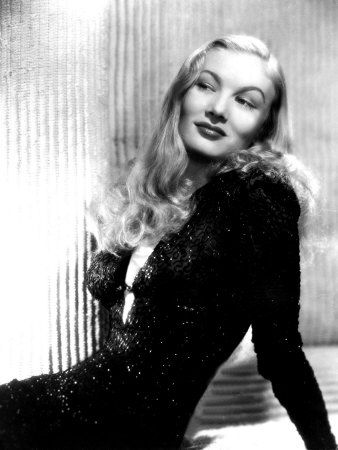 Veronica Lake's waves...killer.